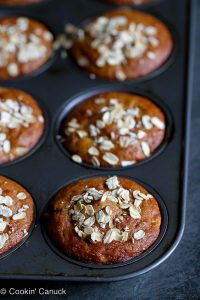 wholewheatspiceapplemuffins