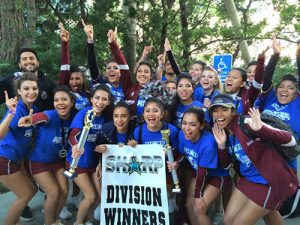 SOCES Cheer Squad wins First Place