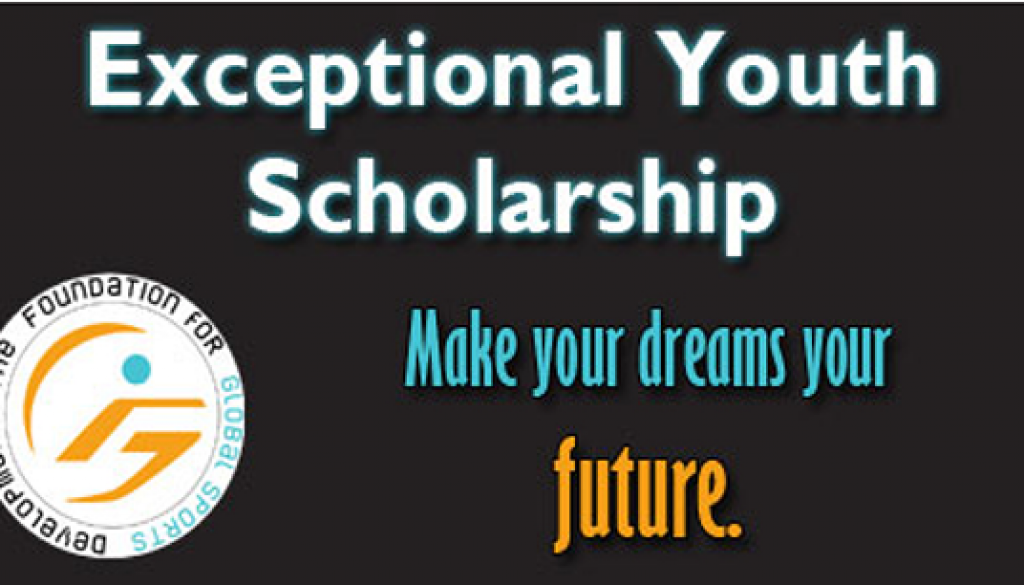 We launched our Exceptional Youth Scholarship in 2015. This scholarship awards 10 high schools seniors each with a $5k scholarship.