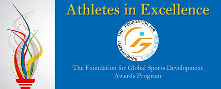 The Athletes in Excellence Award Begins