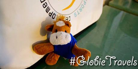 GSD Introduces Globie the Mascot