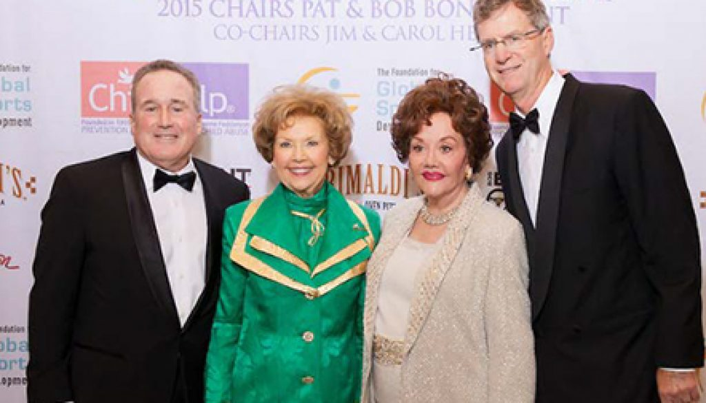 Founding Board Members Received 'Spirit of the Children Award' from Childhelp