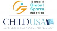 Logos for GSD and CHILD USA