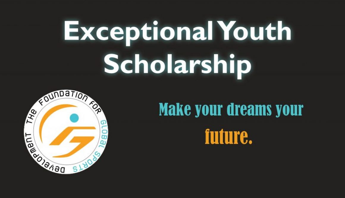 2018 Exceptional Youth Scholarship Archives - Global Sports Development