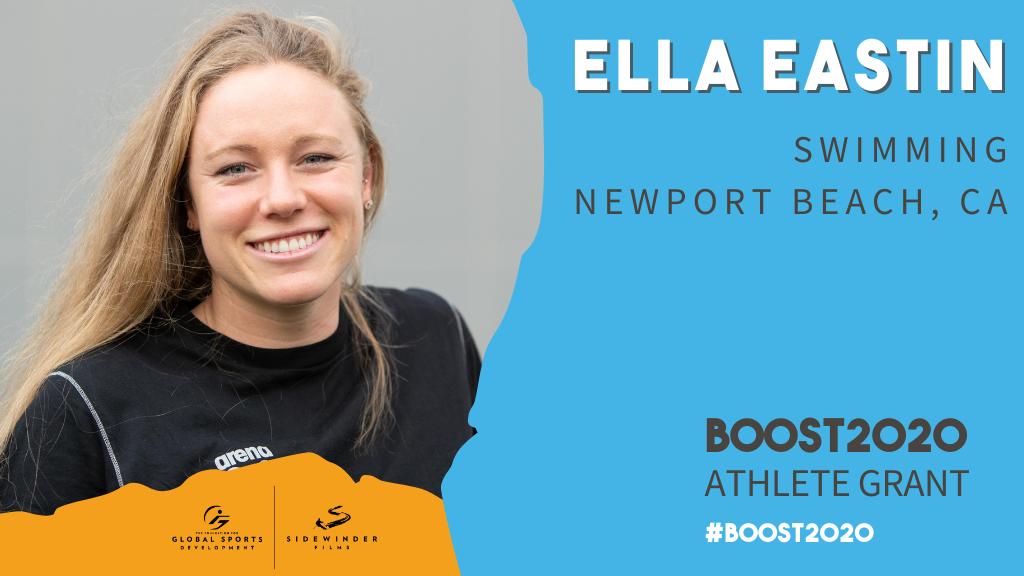 Ella Eastin – BOOST2020 Athlete