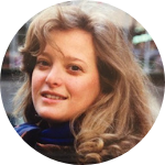 Headshot of Isabel Cathcart smiling at the camera